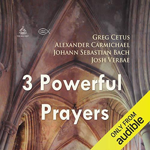 Three Powerful Prayers cover art