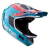 Urge Archi Enduro RR Casco de Bicicleta de montaña Mixta, Color Azul/Rojo/Blanco, tamaño XL