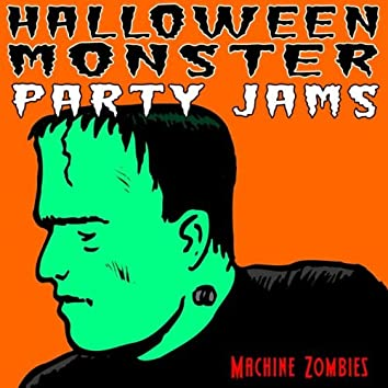 Halloween Monster Party Jams