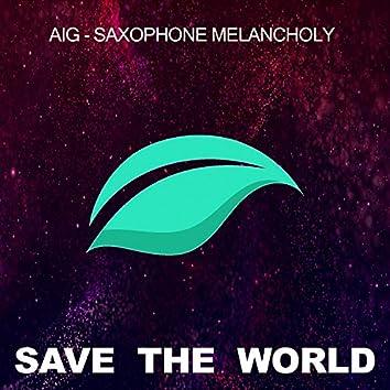 Saxophone Melancholy