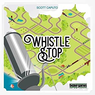 Whistle Stop Tabletop Game