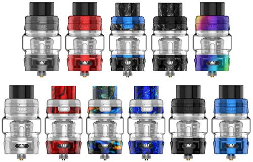 Preisvergleich Produktbild GeekVape Alpha Tank Clearomizer Set / subohm-fähig / Tankvolumen 4ml - Farbe: schwarz onyx resin