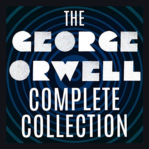 The George Orwell Complete Collection cover art
