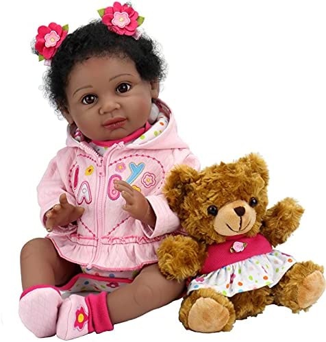 Cute black reborn babies _image2