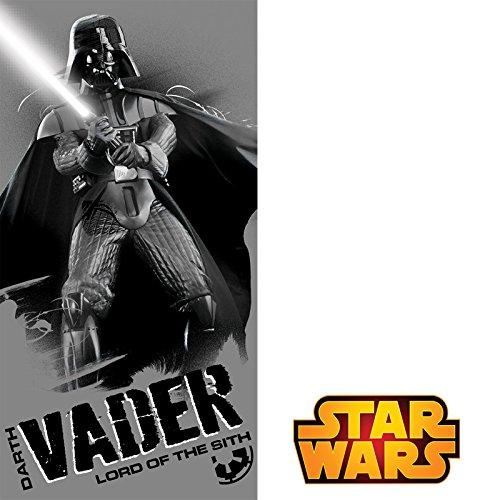 Toalla Playa Star Wars 70x 140100% algodn fra551101. Toalla Original Con Licencia