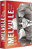 Coffret Jean-Pierre Melville 4 DVD : Le cercle rouge / Un flic / Bob le flambeur /...