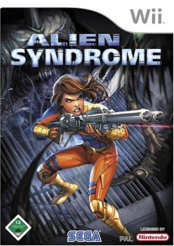 Alien Syndrome [Importación alemana]