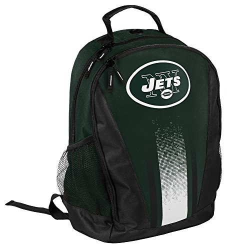 New York Jets 2016 Stripe Primetime Backpack