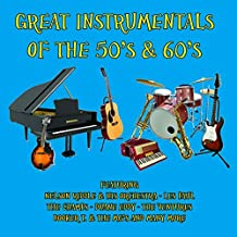 instrumental hits of the 50's and 60's