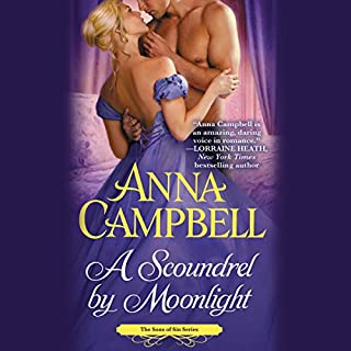 A Scoundrel by Moonlight cover art