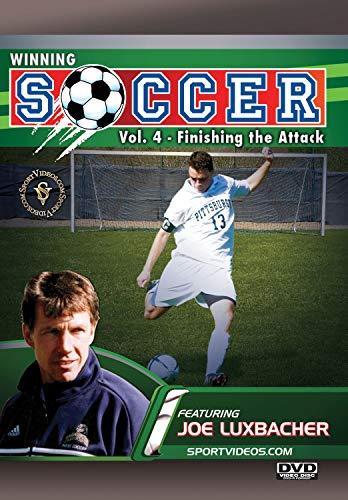 Winning Soccer Vol 4: Finishing The Attack [Edizione: Stati Uniti] [Italia] [DVD]