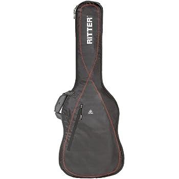 Ritter RGP2-B BAJO - Funda/estuche para guitarra electrica-bajo ...