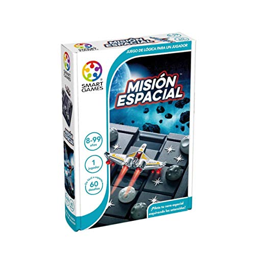 smart games Misión Espacial, Rompecabezas 3D, Educativos, Regalos para Niños, Juego de...
