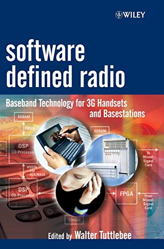 Price comparison product image Software Defined Radio: Baseband Technologies for 3G Handsets and Basestations (Wiley Series in Software Radio)