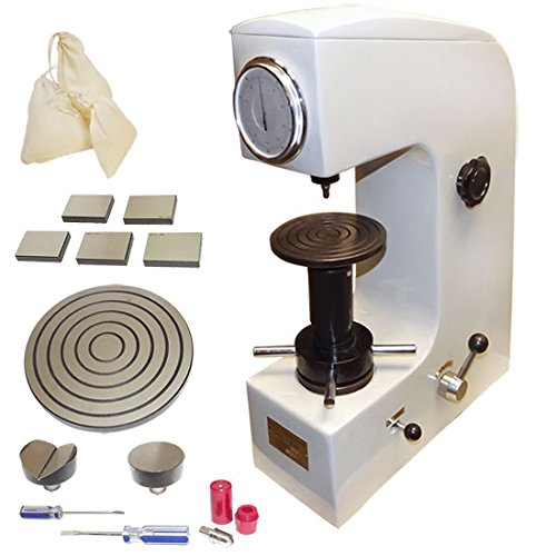 Bench Top Rockwell Hardness Tester HR 150 A Testing Table...
