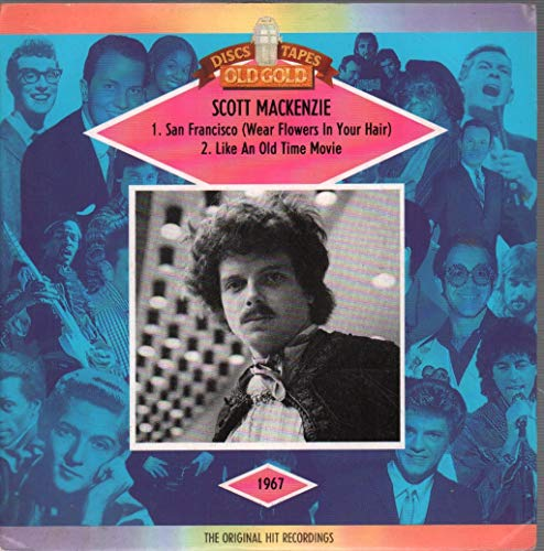 Scott McKenzie - San Francisco (Be Sure To Wear Flowers In Your Hair) - 7