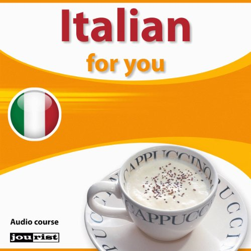 Italian for you audiobook cover art