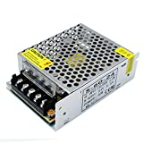 inShareplus 24V 2.5A 60W, DC Universal Regulated Switching Power Supply, Converter AC 100-240V to DC 24 Volt LED Driver, Transformer,Adapter for LED Strip Light, 3D Printer, Computer Project, CCTV