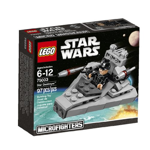 LEGO Star Wars 75033: Star Destroyer by