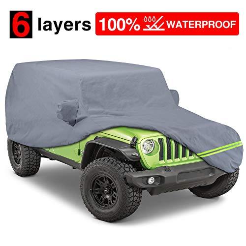 Best waterproof jeep cover