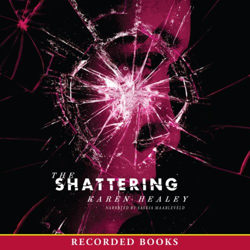 The Shattering audiobook cover art