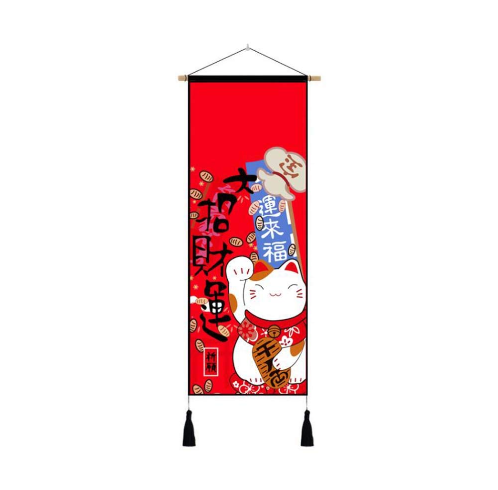 Max 54% OFF Japanese-Style High material Fabric Decoration Sushi Han Restaurant