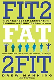 Fit2Fat2Fit by Drew Manning (2012-06-05)