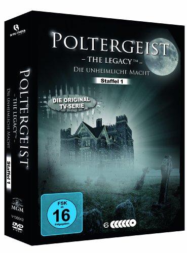 Poltergeist - The Legacy: Die unheimliche Macht - Staffel 1 (6 DVDs)