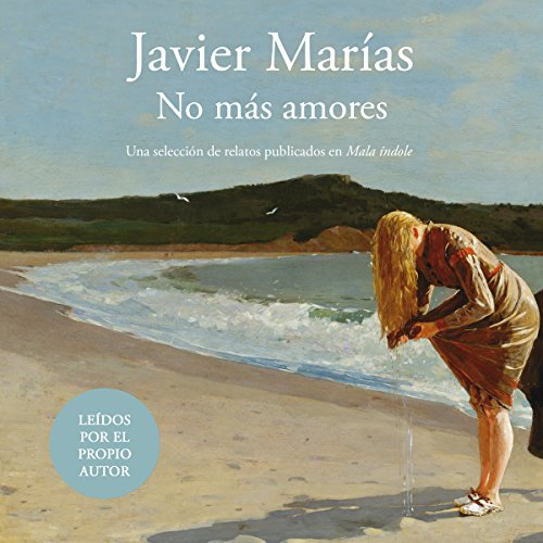No más amores [No More Love] audiobook cover art