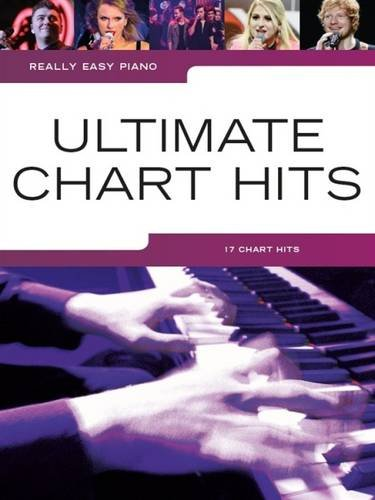 Really Easy Piano: Ultimate Chart Hits: Noten, Sammelband für Klavier