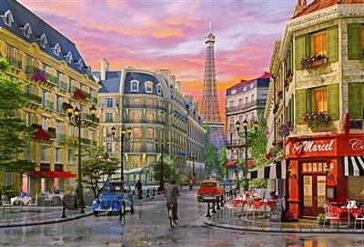 Puzzles  Rue De Paris