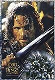 Herr der Ringe Poster Die Zwei Türme Aragorn (68cm x 98cm)