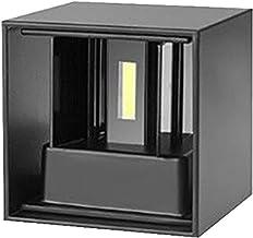 أضواء خارجية LED مصابيح جدارية لغرفة المعيشة الحديثة غرفة النوم AC85-265V إضاءة الممر معدات إضاءة الديكور الدافئ / أضواء ب...