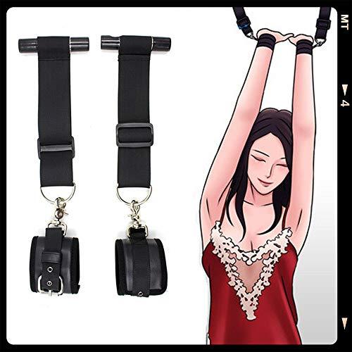 qisong Hand hält Alternative Erfahrung Objekte an der Tür