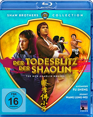 BD * Der Todesblitz der Shaolin (Shaw Brothers Collection) (Blu-ray)