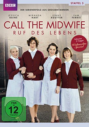 Call the Midwife - Ruf des Lebens, Staffel 3 [3 DVDs]