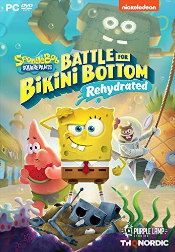 SpongeBob Schwammkopf: Battle For Bikini Bottom - Rehydrated | PC Code - Steam