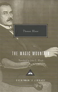 The Magic Mountain (Everyman's Library Contemporary Classics) by Thomas Mann (29-Apr-2005) Hardcover