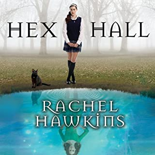 Hex Hall: Hex Hall Series, Book 1 cover art