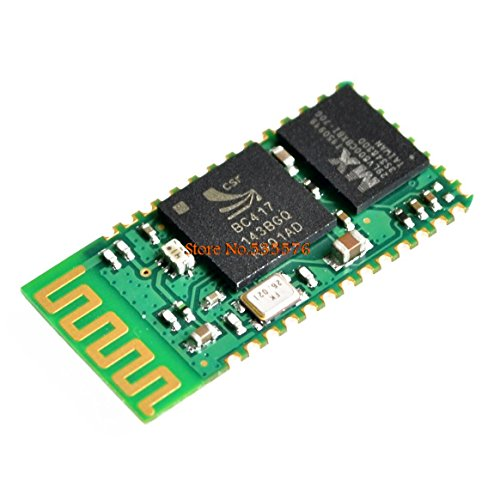 50PCS/LOT Best Prices hc-06 HC 06 RF Wireless Bluetooth Transceiver Slave Module RS232 / TTL to UART Converter and Adapter