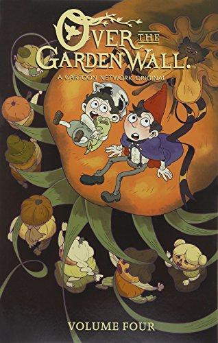 Over the Garden Wall Volume 4