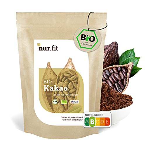 Nurafit -   BIO Kakao-Pulver,