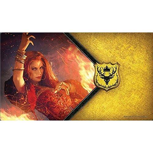 Il Trono di Spade: Il Gioco di Carte - Playmat La Donna Rossa