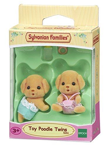 Sylvanian Families - 5261 - Toy-Pudel Zwillinge