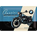 Nostalgic-Art 22233 BMW - Classic, Blechschild 20x30 cm