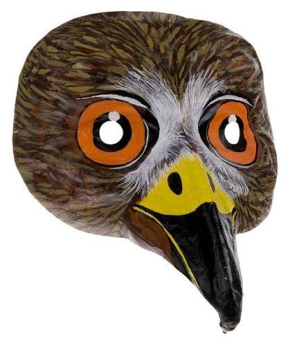 Prezer Adler Eagle Maske Vogelmaske für Kinder und Erwachsene