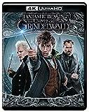 Fantastic Beasts: The Crimes of Grindelwald (4K Ultra HD) [Blu-ray]