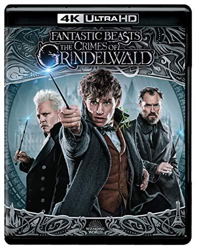 Fantastic Beasts: The Crimes of Grindelwald (4K Ultra HD + Blu-ray + Digital) (4K Ultra HD)