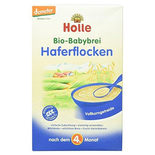 Holle Bio-Babybrei Haferflocken (1 x 250 g)