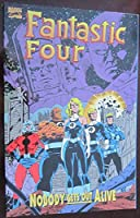 Fantastic Four: Nobody Gets Out Alive